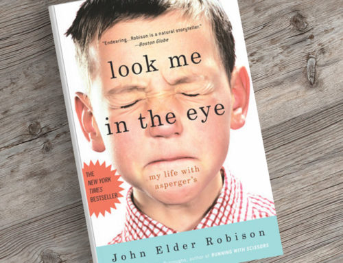 January Book Review: Look Me In the Eye