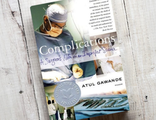 March Book Review: Complications