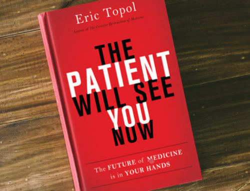 May Book Review: The Patient Will See You Now