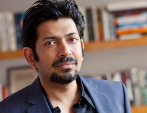 About the Author: Siddhartha Mukherjee