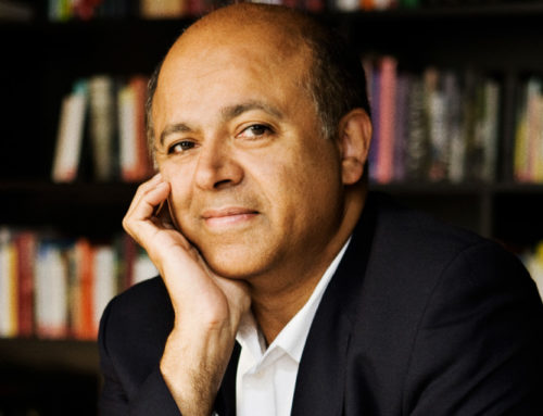 About the Author: Abraham Verghese
