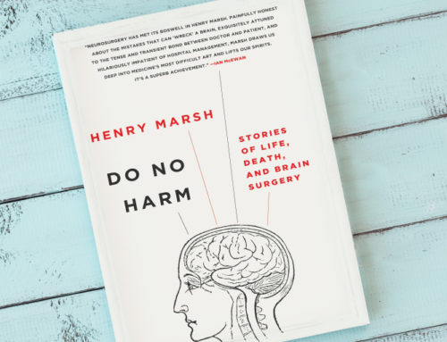 November Book Review: Do No Harm