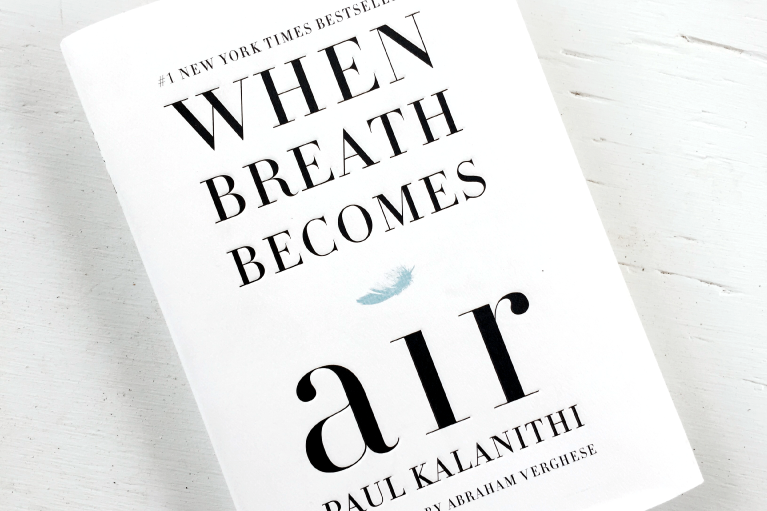 June Book Review: When Breath Becomes Air - doctorsbookclub